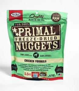 Primal Dog Freeze-Dried Chicken Nuggets 14oz