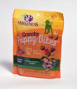 Wellness Crunchy Puppy Bites Chicken & Carrots 6oz