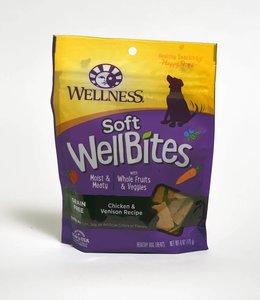 Wellness Soft WellBites Chicken & Venison 6oz