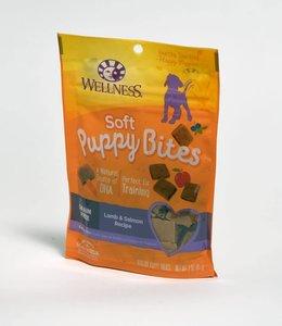 Wellness Soft Puppy Bites Lamb & Salmon 3oz