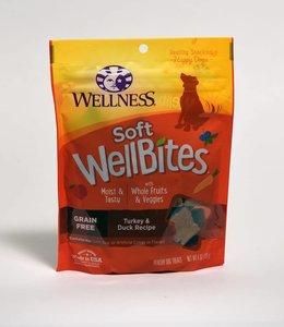 Wellness Soft WellBites Turkey & Duck 6oz