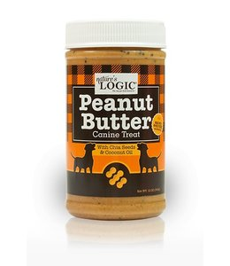 Nature's Logic Peanut Butter 12oz