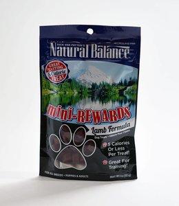 Natural Balance Mini-Rewards Lamb 4oz