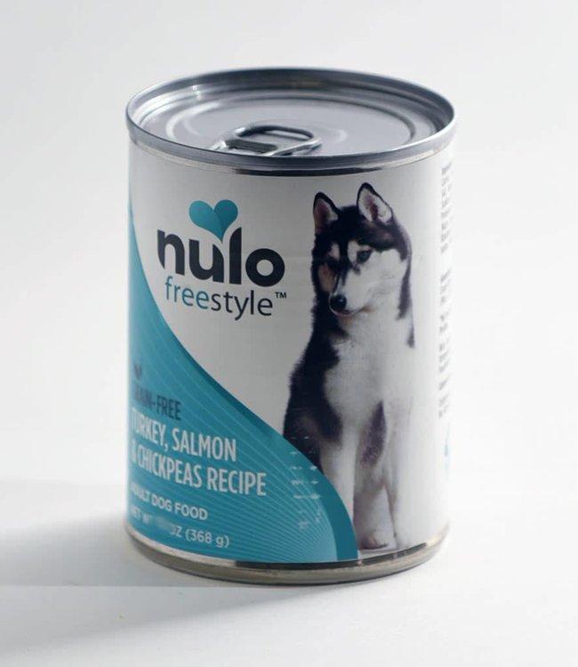 Nulo Turkey, Salmon & Chickpeas Recipe 13oz