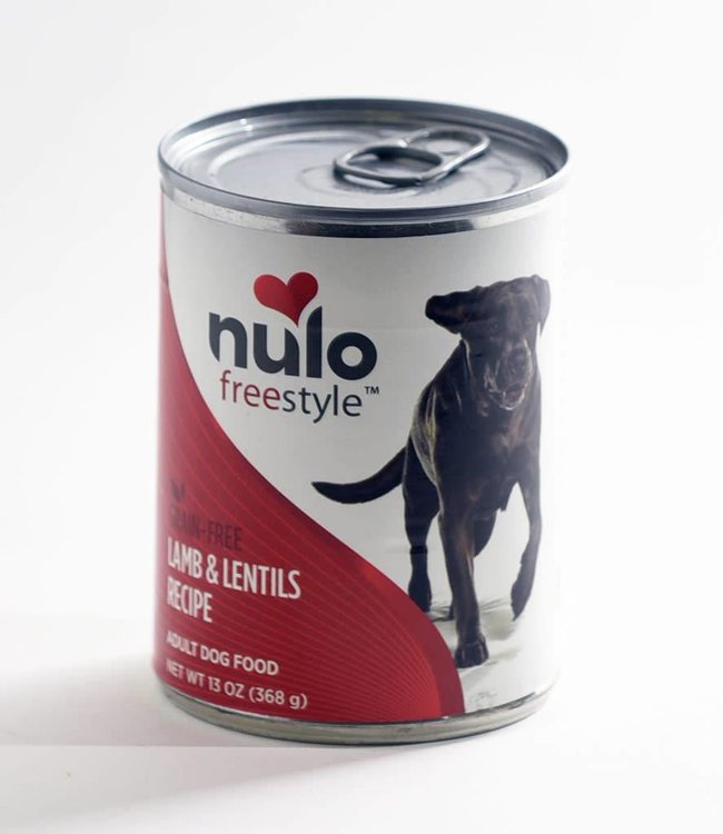 Nulo Lamb & Lentils Recipe 13oz