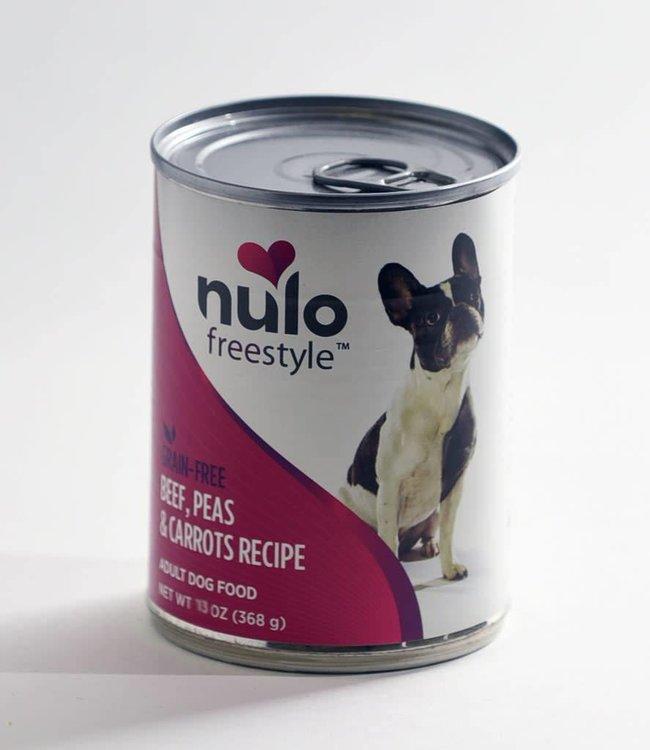 Nulo Beef, Peas & Carrots Reicpe 13oz