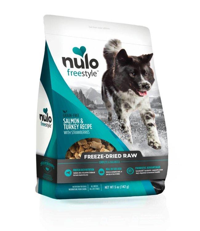 Nulo Salmon & Turkey Freeze-Dried Raw 5oz
