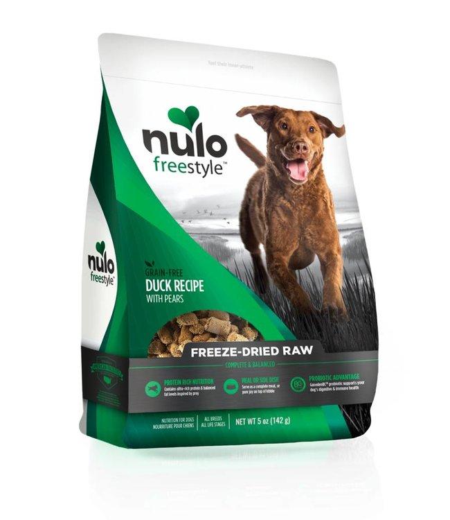Nulo Duck Freeze-Dried Raw 5oz