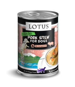 Lotus PORK STEW