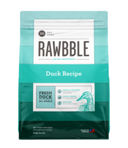 Rawbble Fresh Duck Recipe 24 lb.