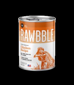 Rawbble Chicken Recipe Can 12.5 oz