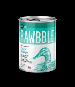 Rawbble Duck Recipe Can 12.5 oz
