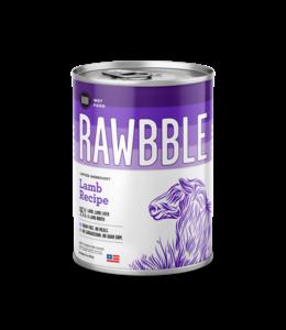 Rawbble Lamb Recipe Can 12.5 oz