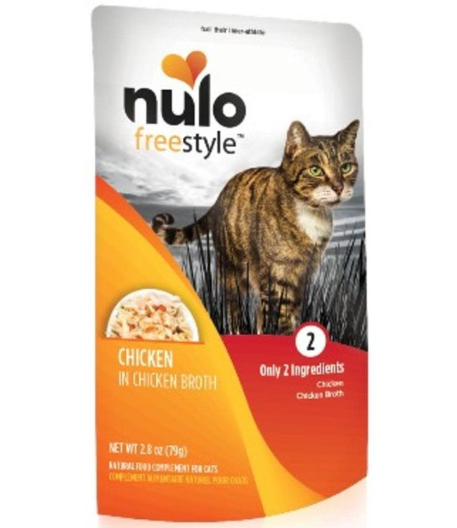 Nulo Chicken in Broth Pouch
