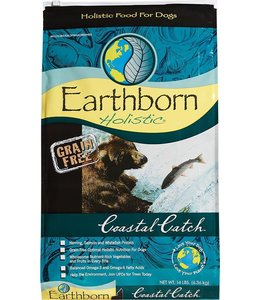 Earthborn Holistic Coastal Catch Grain-Free Natural 14lb