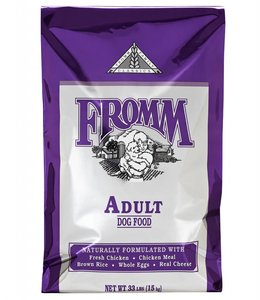 Fromm Dog Adult Food Classic 33lb