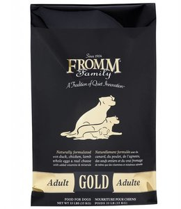 Fromm Dog Gold Adult 33lbs