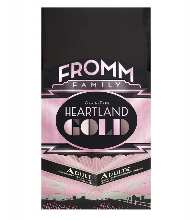 Fromm Fromm Dog Heartland Gold Adult Grain-Free 4lbs