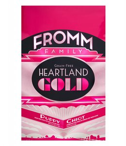 Fromm Puppy Heartland Gold Grain-Free 12lbs