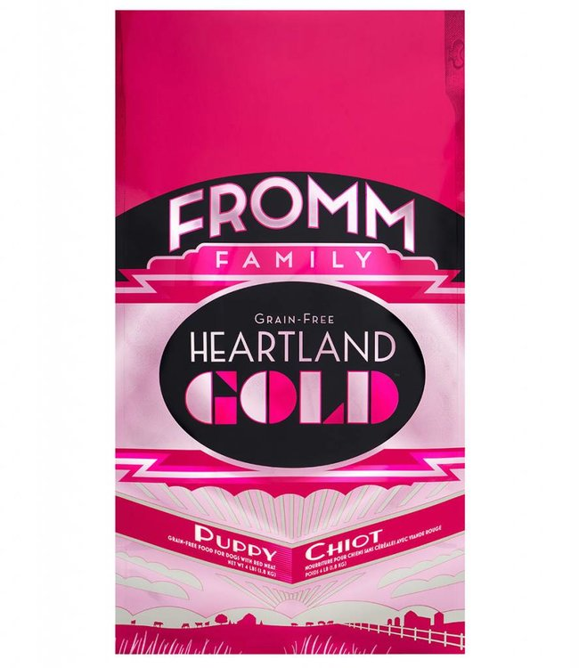 Fromm Fromm Dog Heartland Gold Puppy Grain-Free 4lbs