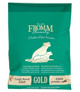 Fromm Dog Gold Large Breed Adult 15lbs
