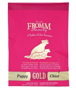 Fromm Puppy Gold 15lbs