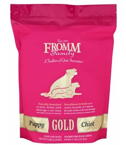 Fromm Puppy Gold 5lbs