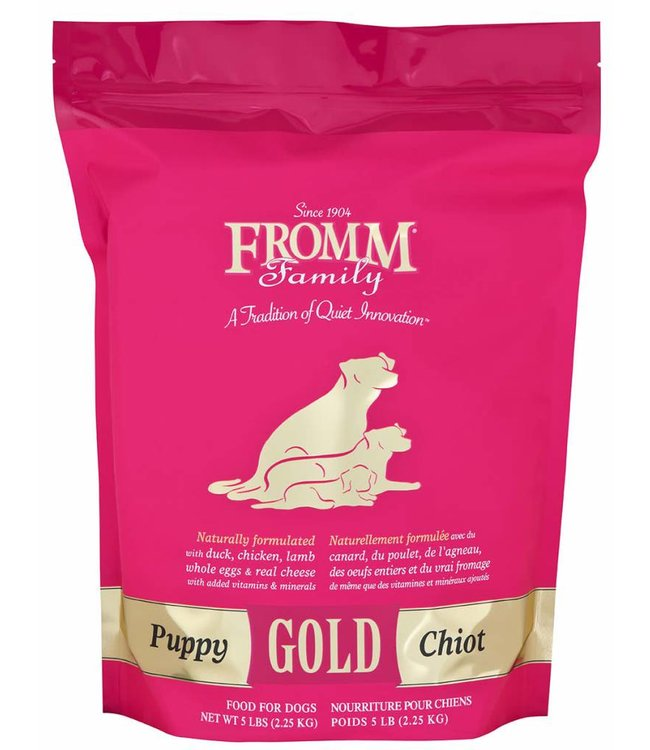 Fromm Fromm Puppy Gold 5lbs