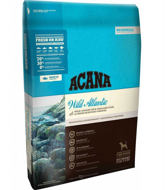 Acana Acana Dog Wild Atlantic Regionals 13lbs