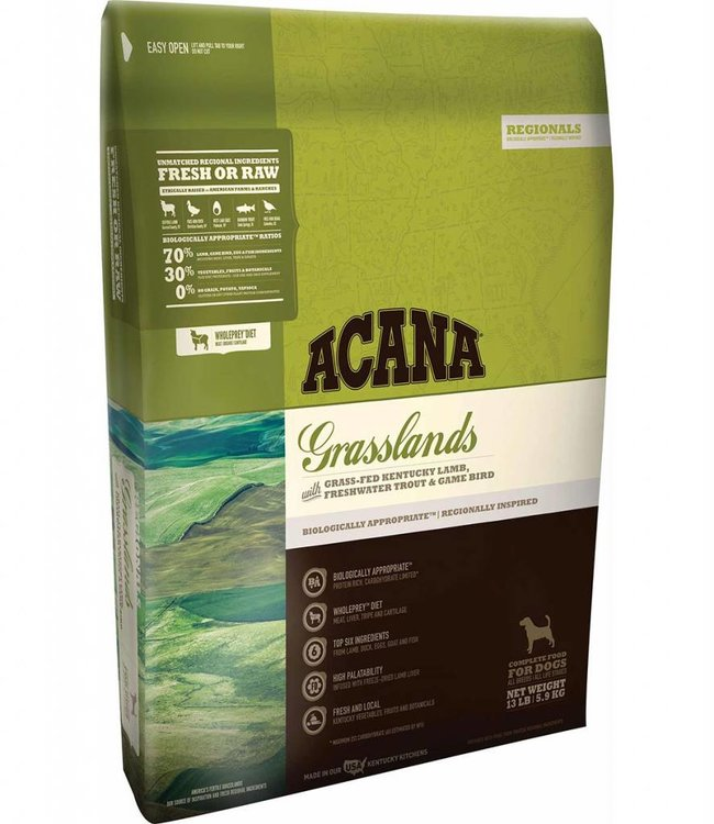 Acana Acana Dog Grasslands Regionals 13lbs