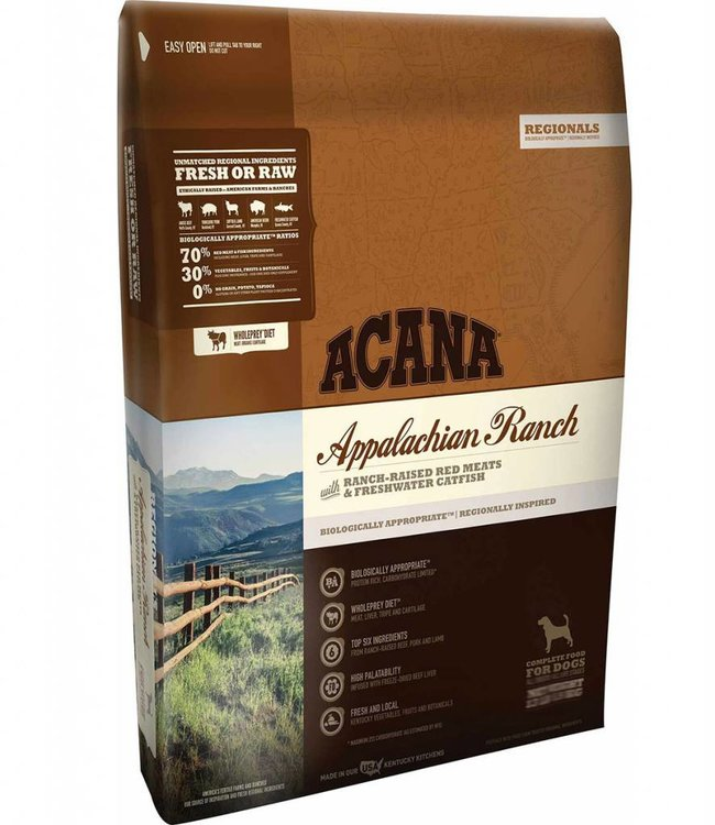 Acana Acana Dog Appalachian Ranch Regionals 13lbs