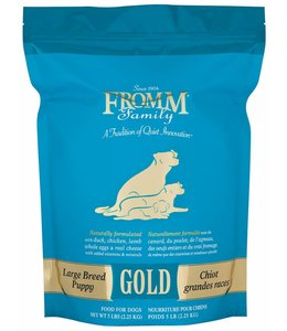 Fromm Large Breed Puppy Gold 5lbs