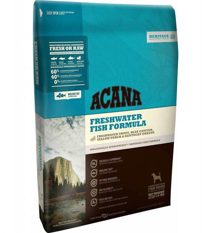 Acana Heritage Freshwater Fish 25lb