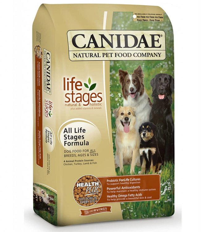 Canidae Dog All Life Stages 5lbs