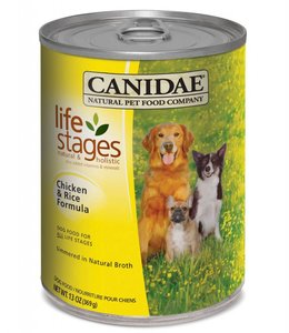 Canidae Dog ALS Chicken & Rice Can 13oz