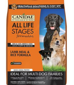 Canidae Dog ALS Lamb & Rice 15lbs