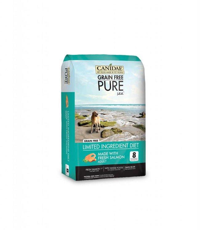 Canidae Dog Grain-Free Pure Sea Salmon 24lbs