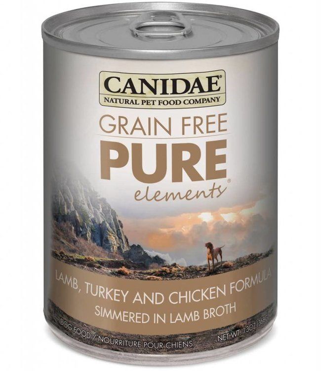 Canidae Dog Grain-Free Elements Can 13oz