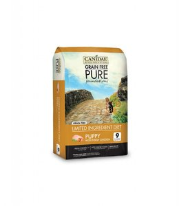 Canidae Dog Grain-Free Pure Puppy Chicken 4lbs