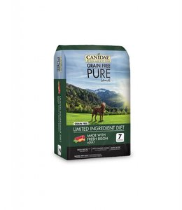 Canidae Dog Grain-Free Pure Land Bison 4lbs