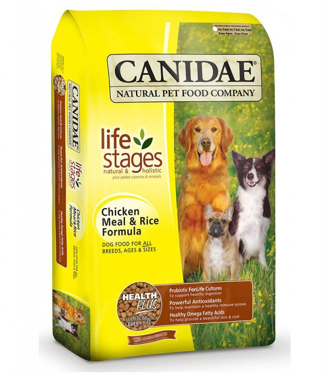 Canidae Dog ALS Chicken & Rice 15lbs