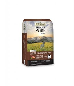 Canidae Grain-Free Pure Wild Boar 24lbs
