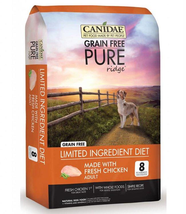 Canidae Grain-Free Pure Ridge Chicken 26lbs