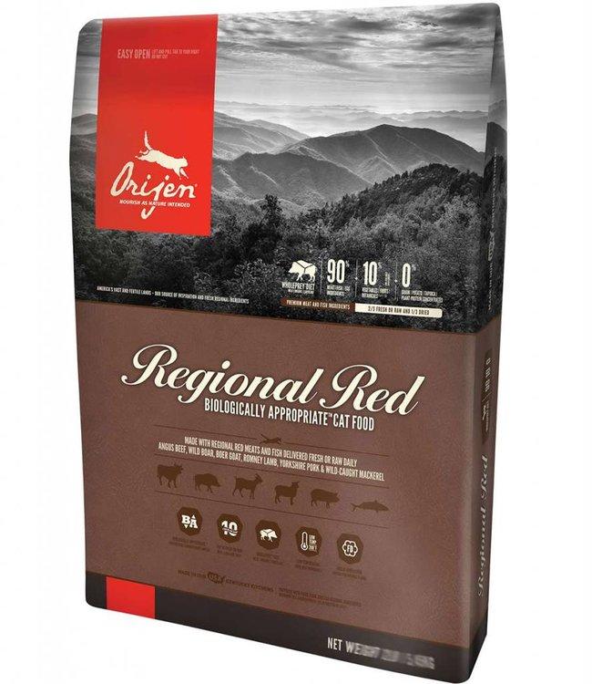 Orijen Orijen Cat Regional Red 12lbs