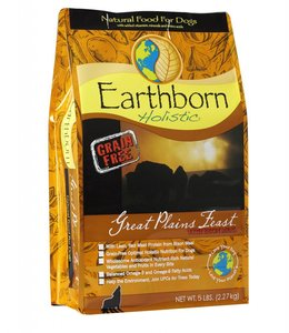 Earthborn Holistic Great Plains Feast Grain-Free 5lb