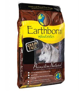 Earthborn Holistic Primitive Natural Grain-Free 28lb