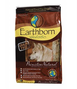 Earthborn Holistic Primitive Natural Grain-Free 14lb