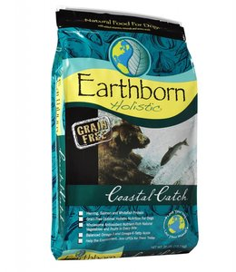 Earthborn Holistic Coastal Catch Grain-Free Natural 28lb