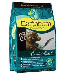 Earthborn Holistic Coastal Catch Grain-Free Natural 5lb