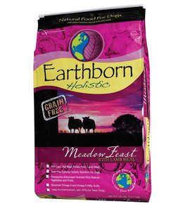 Earthborn Holistic Meadow Feast Grain-Free Natural 28lb